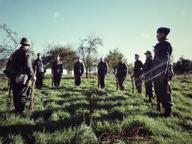 Reconstitution Historique WW2