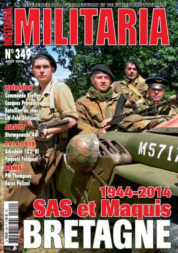 Militaria magazine juillet 2014