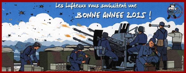 Bonne année des Lufteaux