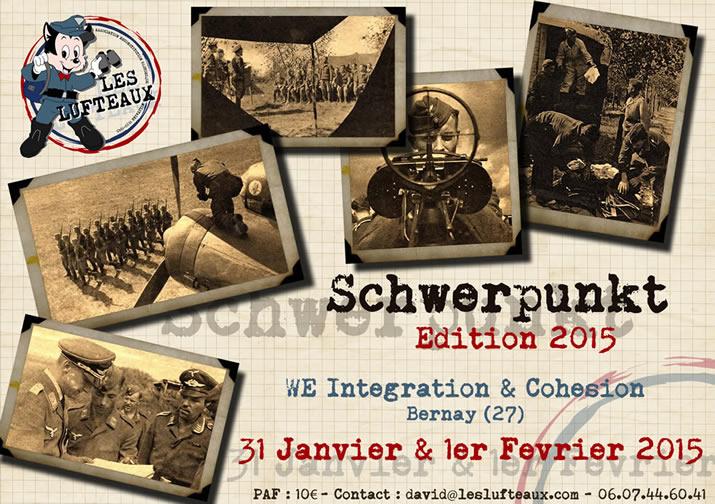 Schwerpunkt Reconstitution Historique Lufteaux