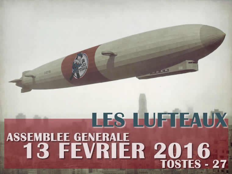 Assemblée générale des Lufteaux