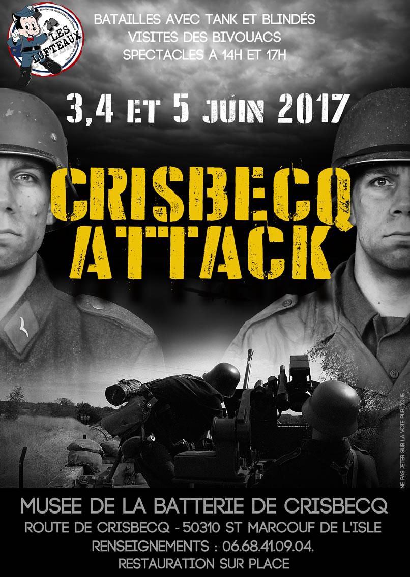 Reconstitution Crisbecq Lufteaux 2017