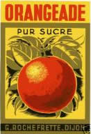exemple étiquettes orangeade
