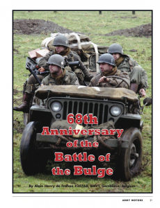 reconstitution historique ww2 bastogne 2012